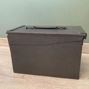 Munitiekist (grijs) (30x15x19)