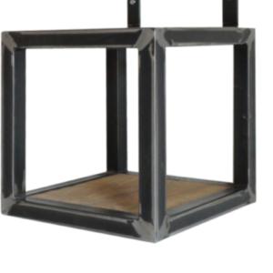 Fugees Vierkante Wandkast (20x20x20)