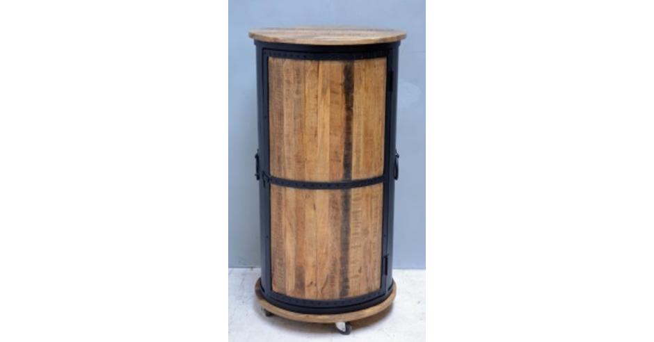 wooden-winecabinet-black-steel (1)